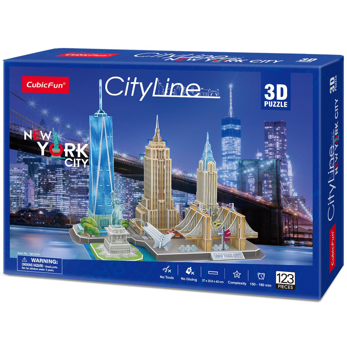 CUBICFUN New York City