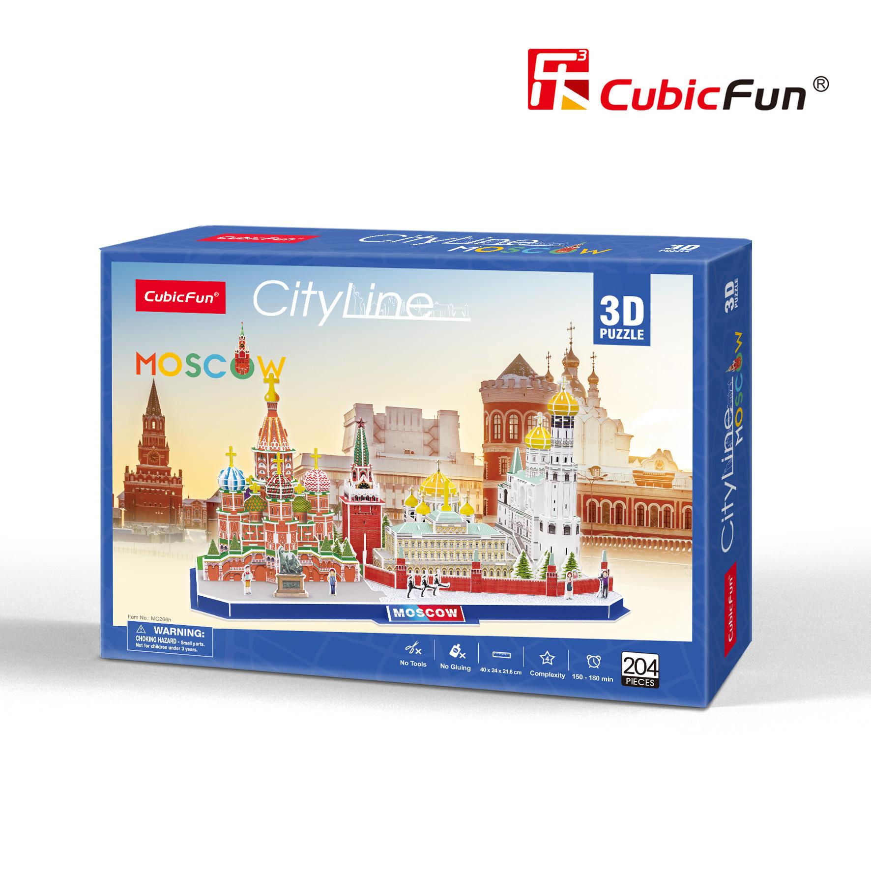 CUBICFUN Moskva