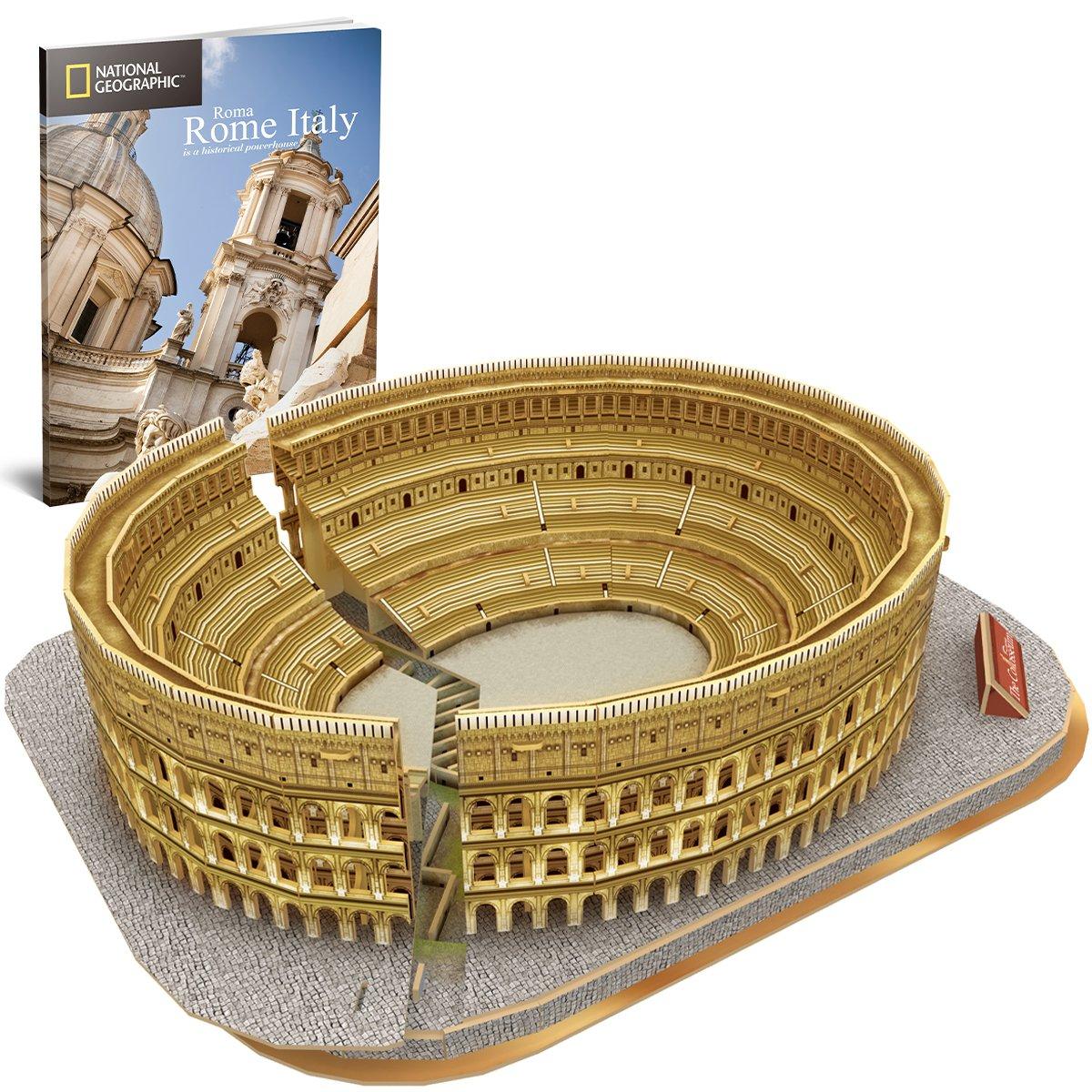 CUBICFUN NATIONAL GEOGRAPHIC Colosseum