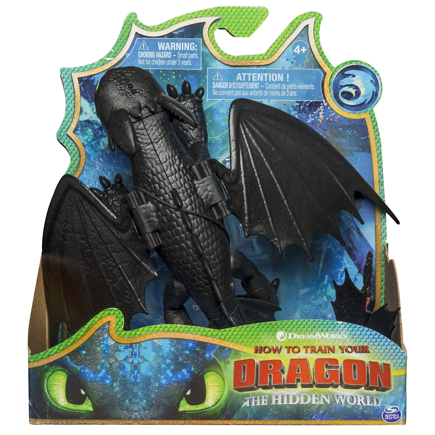 HOW TO TRAIN YOUR DRAGON, BASIC DRAGON ASST