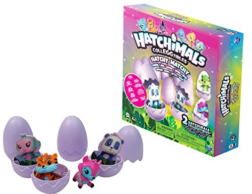 "SPIN MASTER HATCHIMALS Lauamäng ""Hatchy Matchy"""