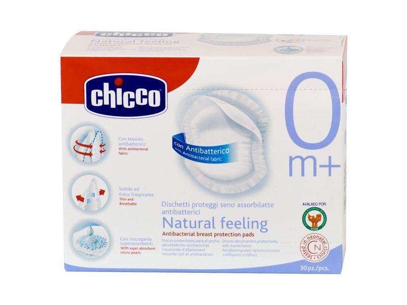 CHICB ANTIBACTERIAL BREAST PADS 30 PCS
