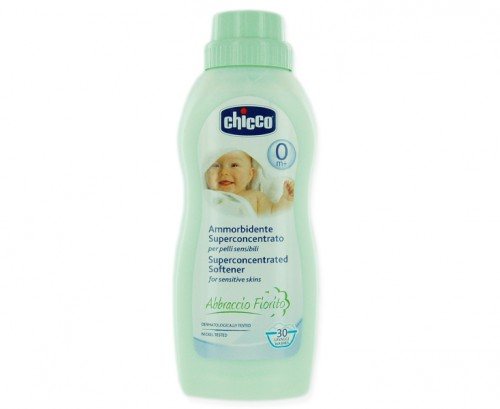 CHICB SOFTENER SUPERCONCENTRATED -FLOWERY - 750ML