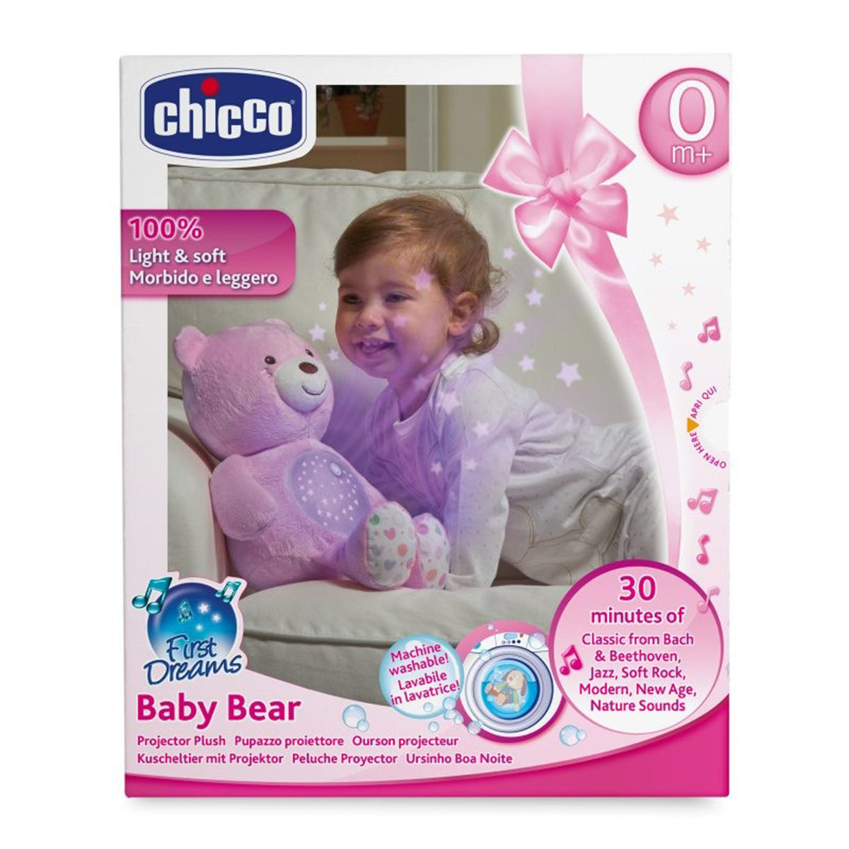 CHICT BABY BEAR (GIRL)