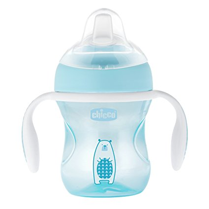 CHICCO MIX&MATCH Joogitops 4M+, 200ml (Sinine)