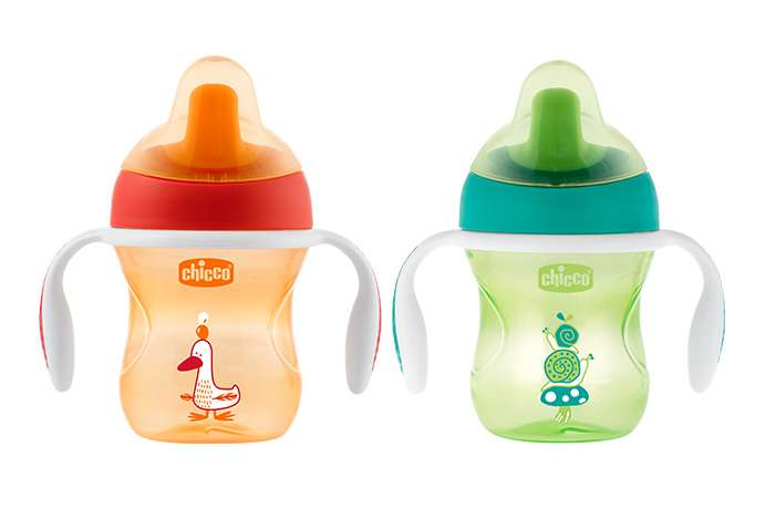 CHICCO Training Cup 6m+, neutra