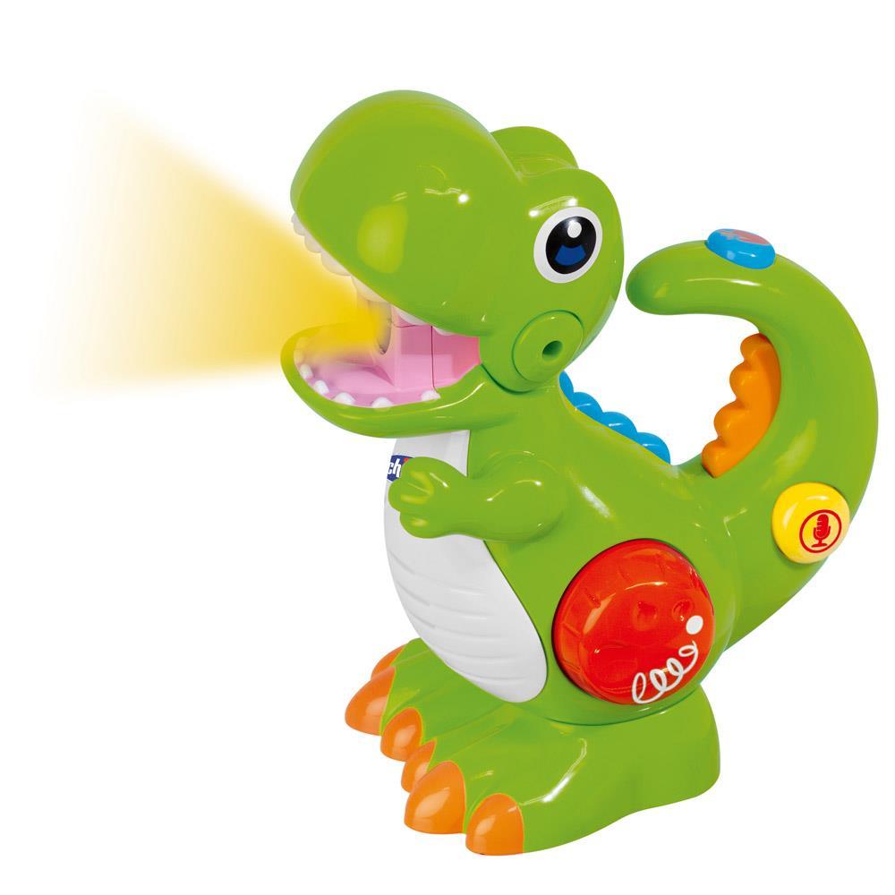 CHICCO Vihreä Dinosaurus