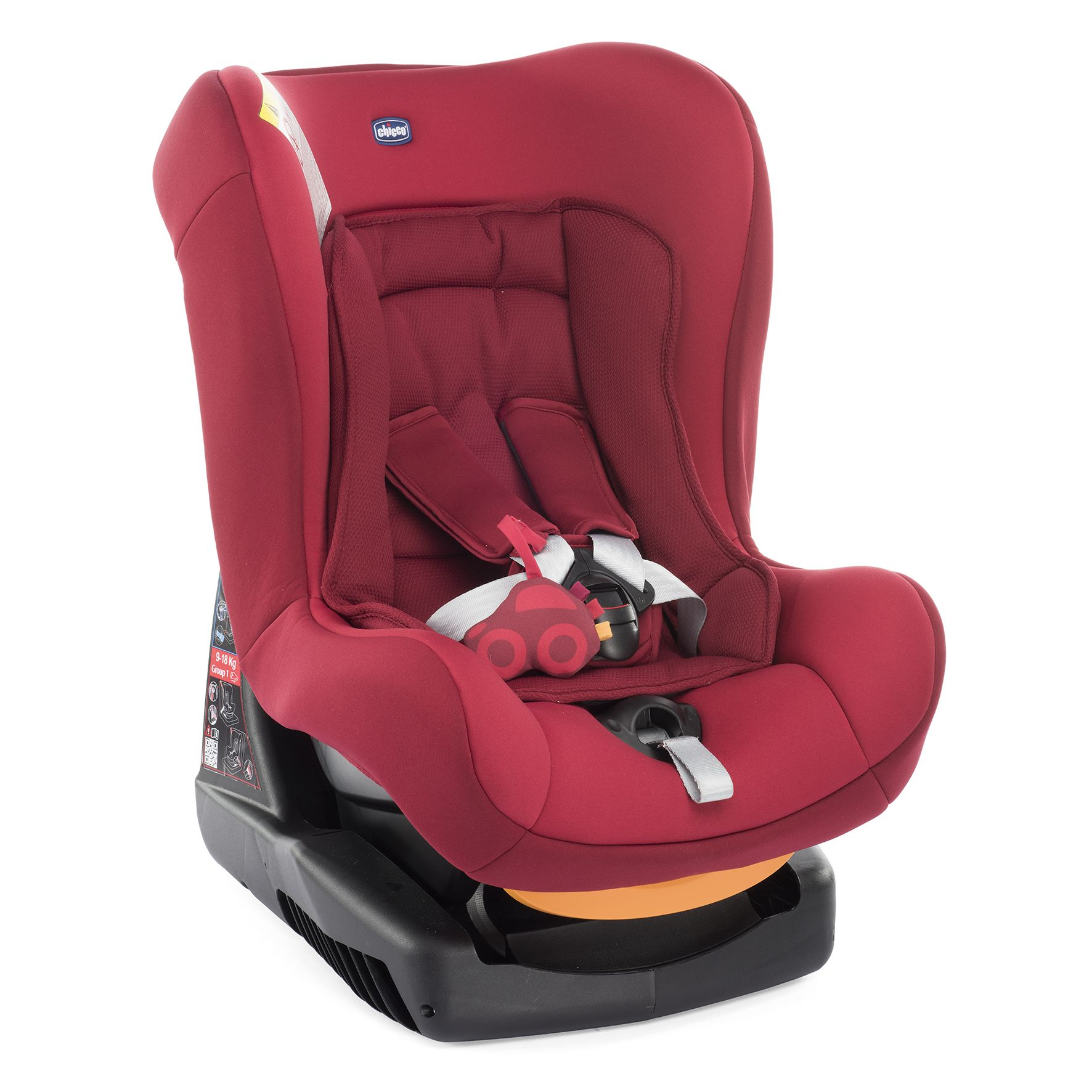 CHICCO COSMOS Turvatool (Red passion)