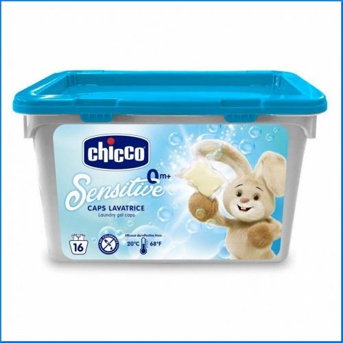 CHICCO Laudry detergent pods 16pcs