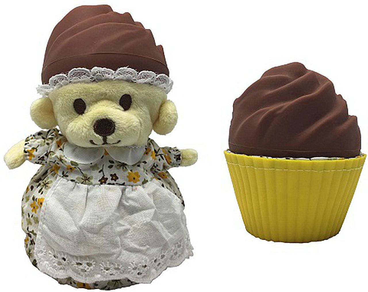 PREMIUM TOYS CUPCAKE BEARS Muffinssikarhut
