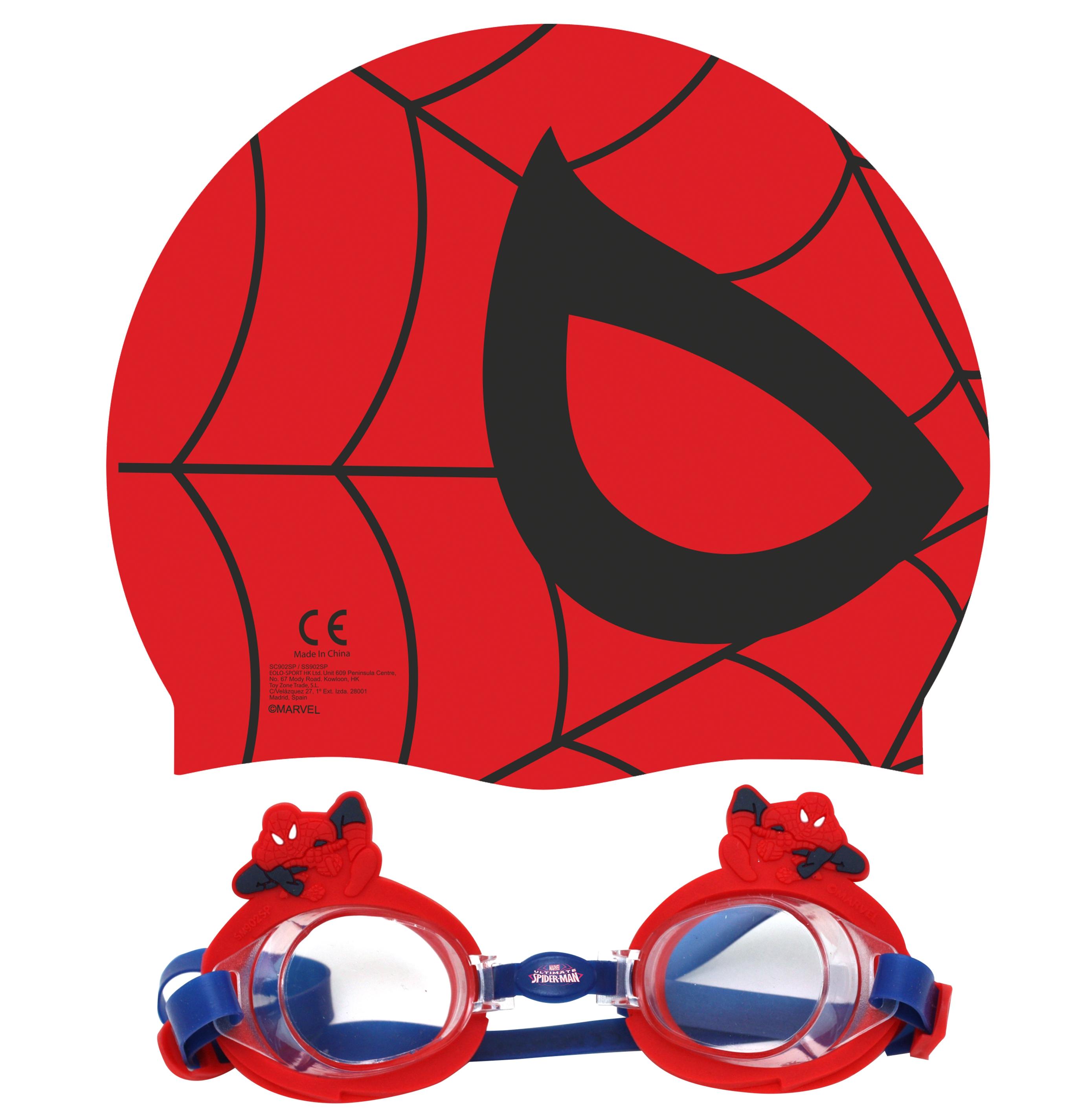 EOLO AQUA GEAR Ujumise komplekt (Spider-Man)