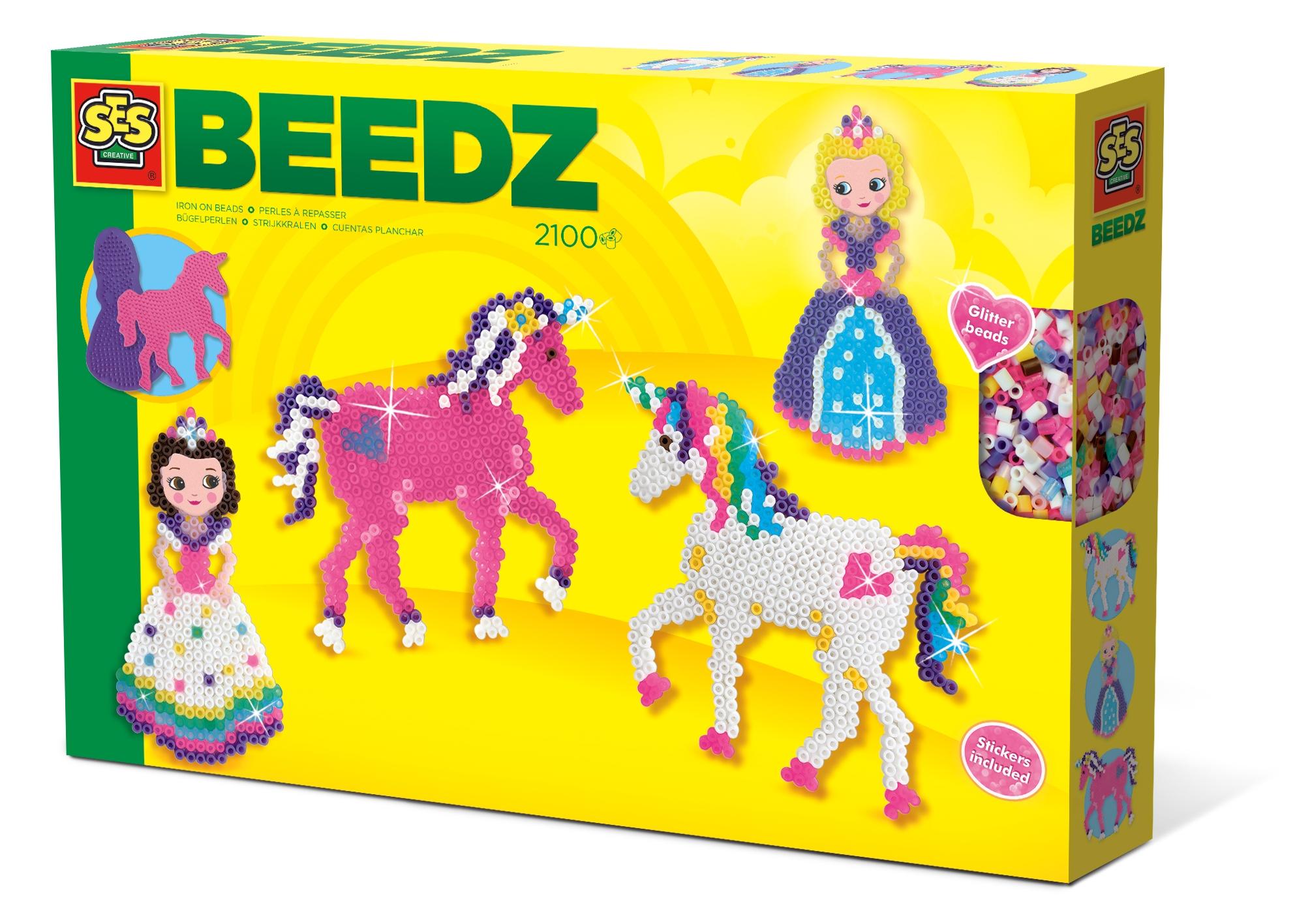 SES BEEDZ Printsess ja ükssarvikud