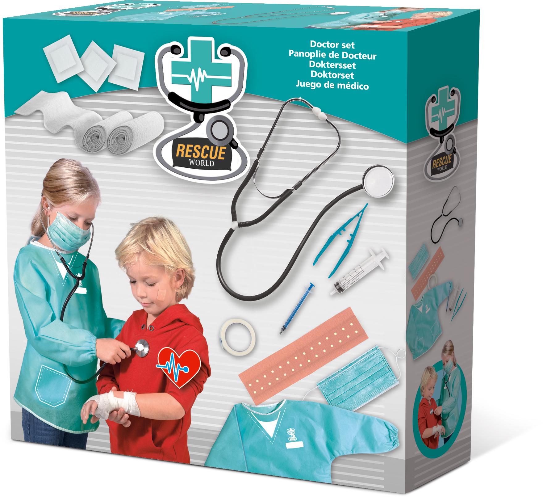 DOCTOR SET - BIG BOX