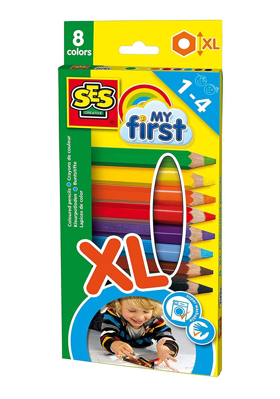 SES XL Värvipliiatsid