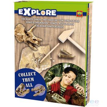 Excavate Dinos