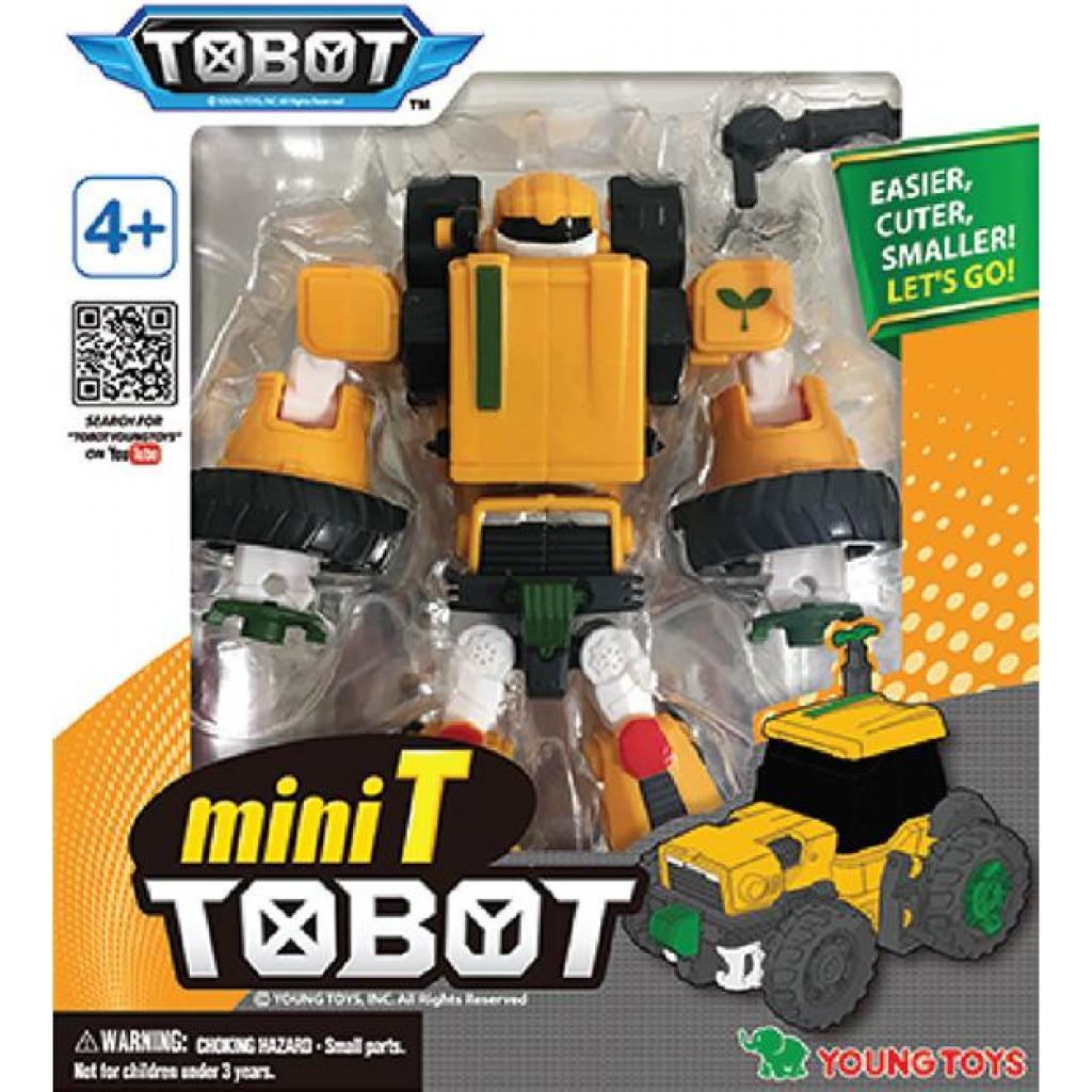 YOUNG TOYS TOBOT Mini Tobot T toimintahahmo