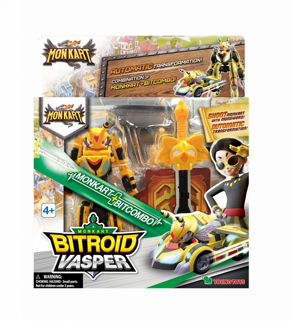 MONKART Bitroid Vasper