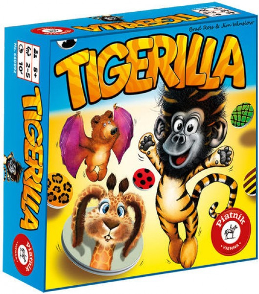 TIGERILLA BOARD GAME BALT FIN