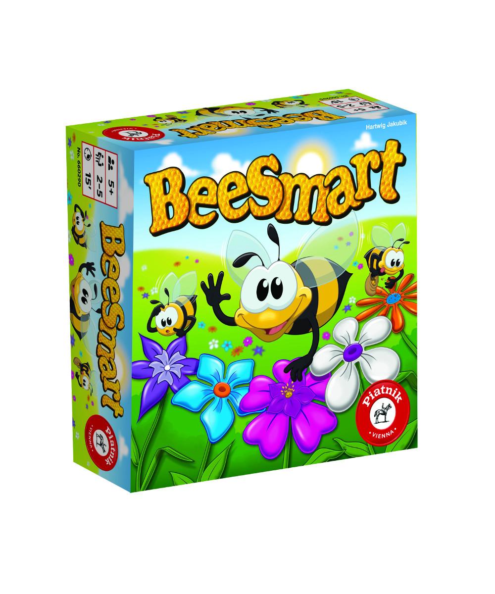 """PIATNIK Lauamäng """"BeeSmart"""" (EST/LV/LT/RUS)"""