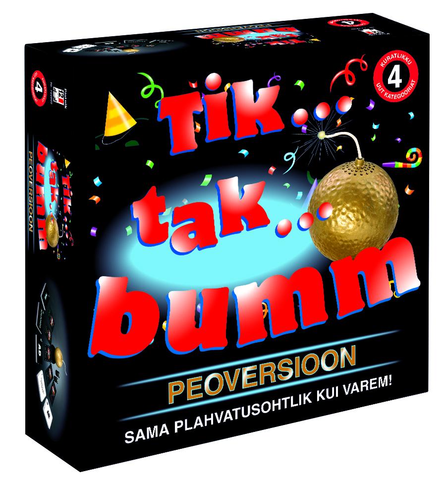 PIATNIK Tik Tak Pomm Party