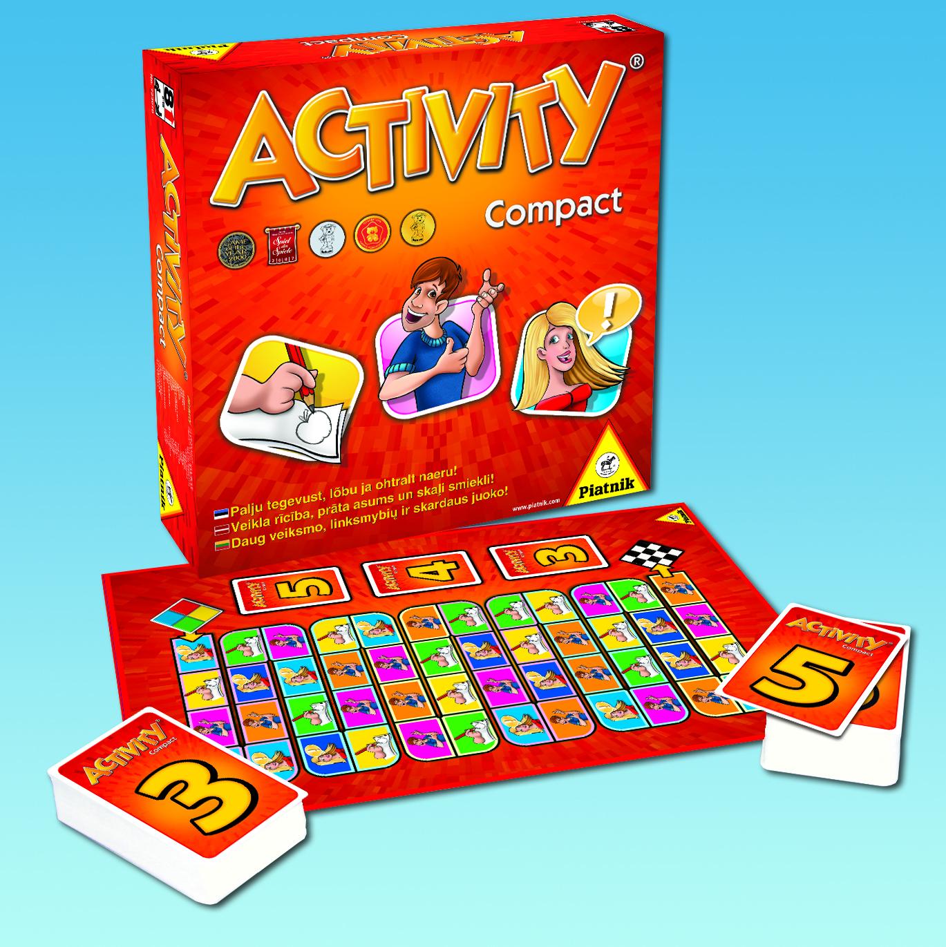 ACTIVITY COMPACT (EST/LV/LT)