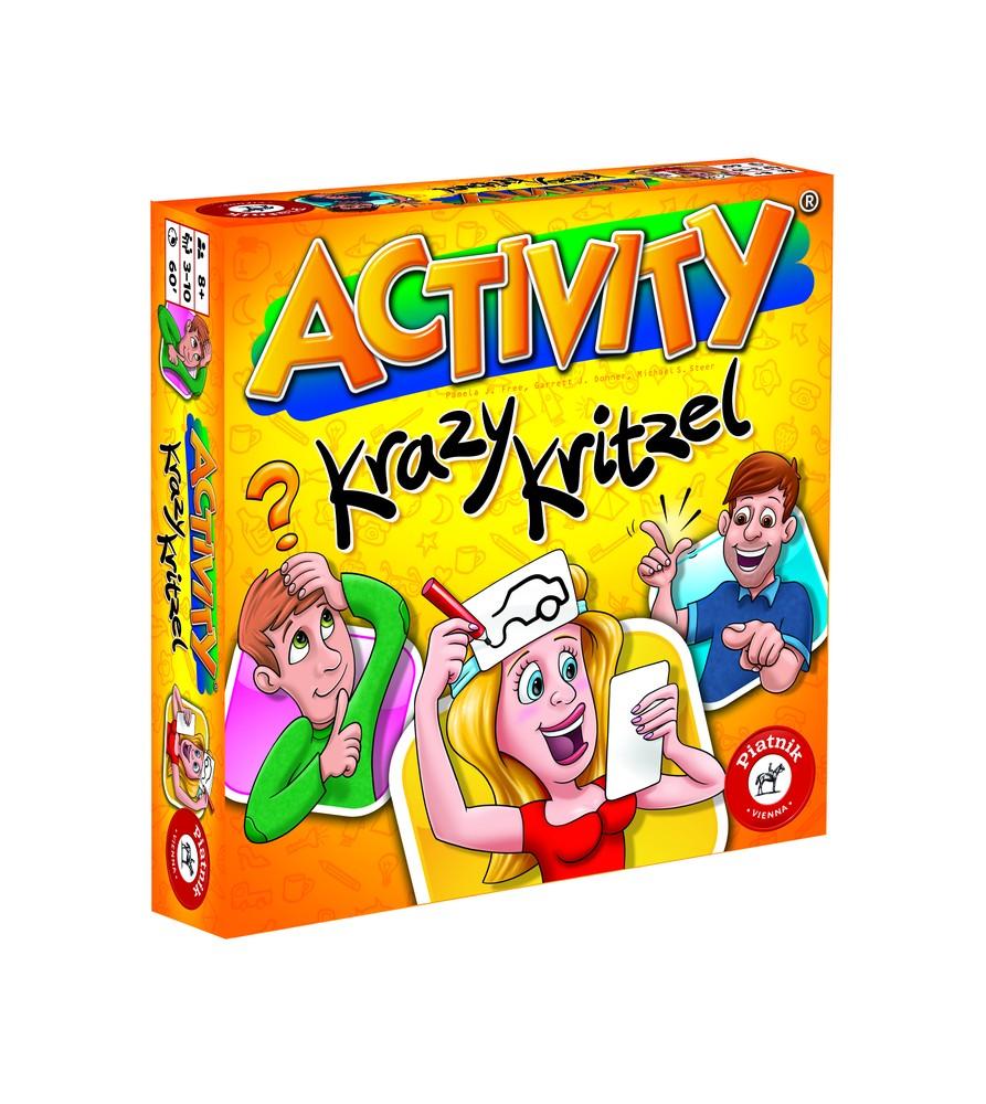 PIATNIK Activity Krazy Kritzel (EST/LV/LT/RUS)