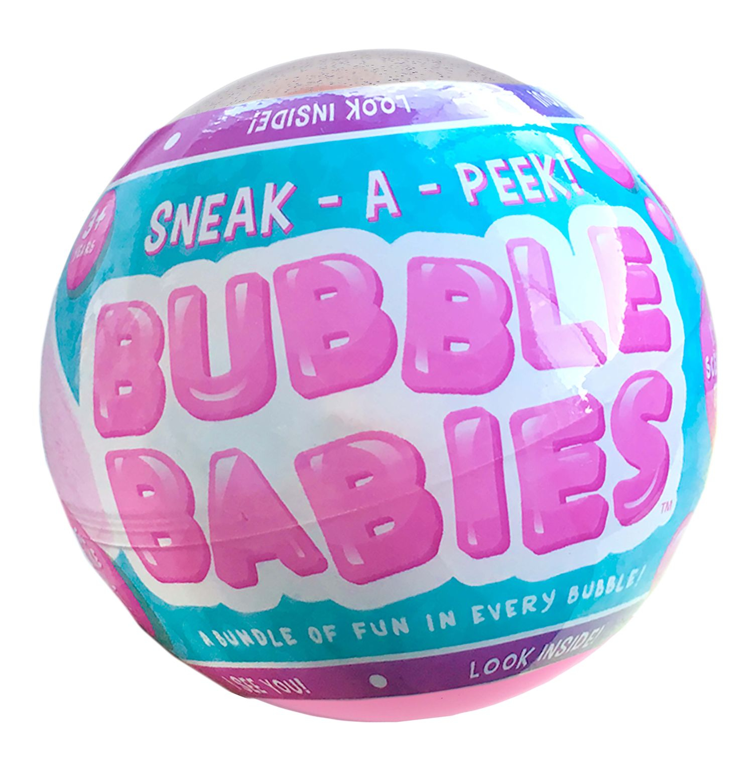 HUNTER Bubble babies hahmot