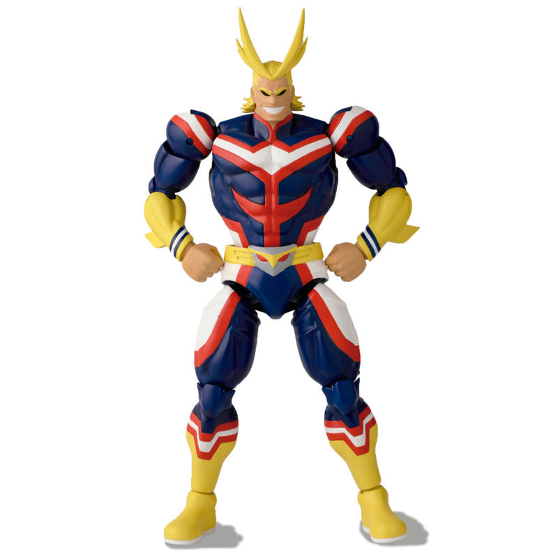 My Hero Academia All Might articulated figure