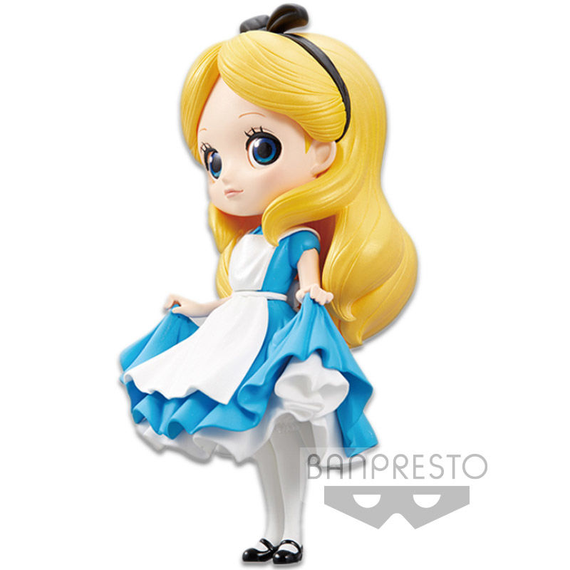 Q Posket Disney Alice in Wonderland figure 14cm