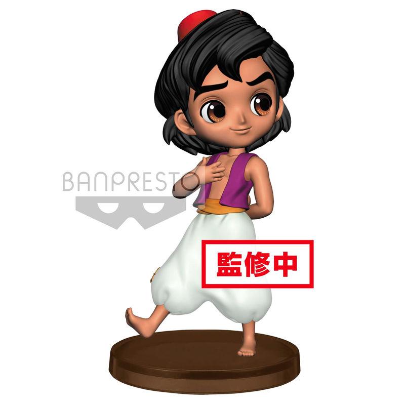 Q Posket Disney Aladdin figure 7cm