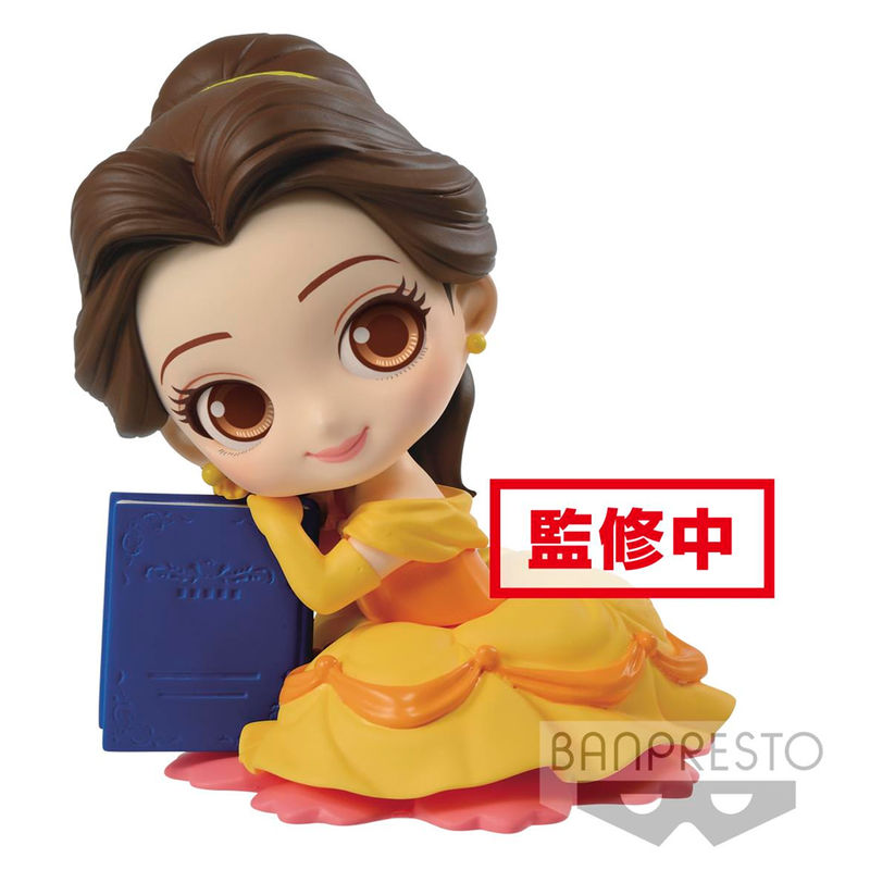 Disney Beauty and Beast Belle Q Posket A figure