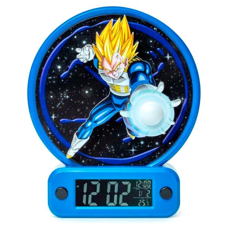 Dragon Ball Z Vegeta alarm clock