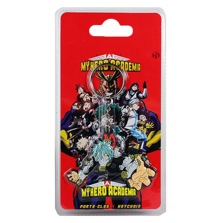 My Hero Academia Tomura Shigaraki keychain