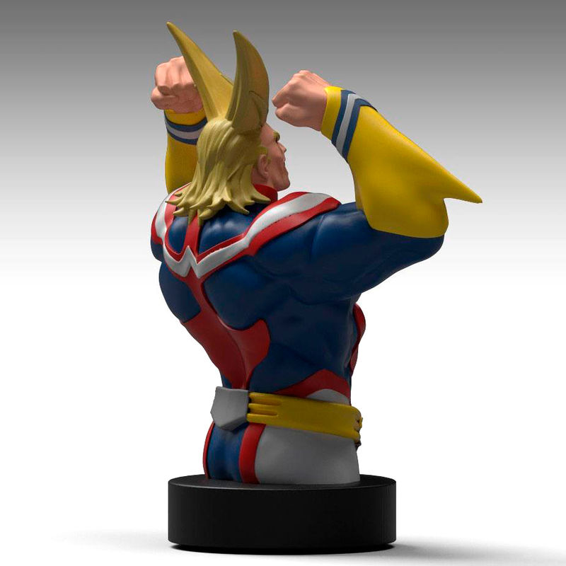 My Hero Academia All Might money box bust 25cm