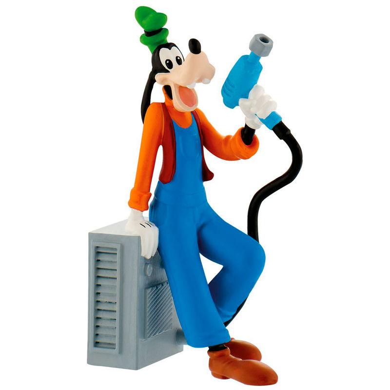 Disney Mickey Racer Goofy racer figure