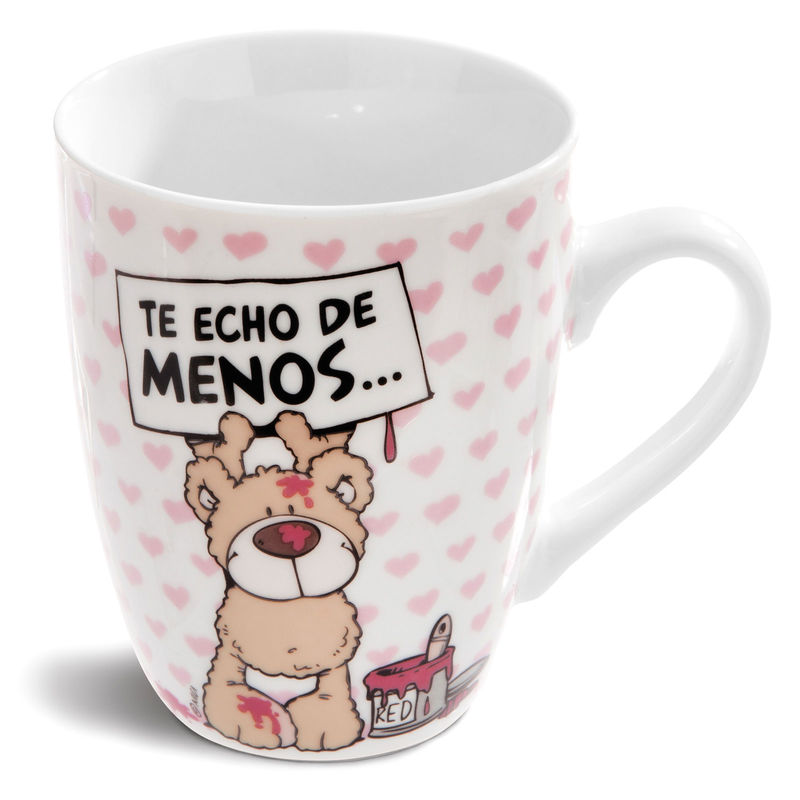 Nici Te Echo De Menos mug