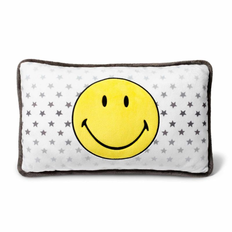 Nici Smiley cushion
