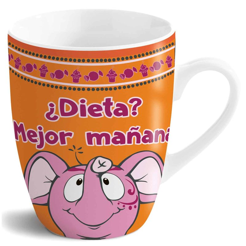 Nici �Dieta? �Mejor Ma�ana! mug