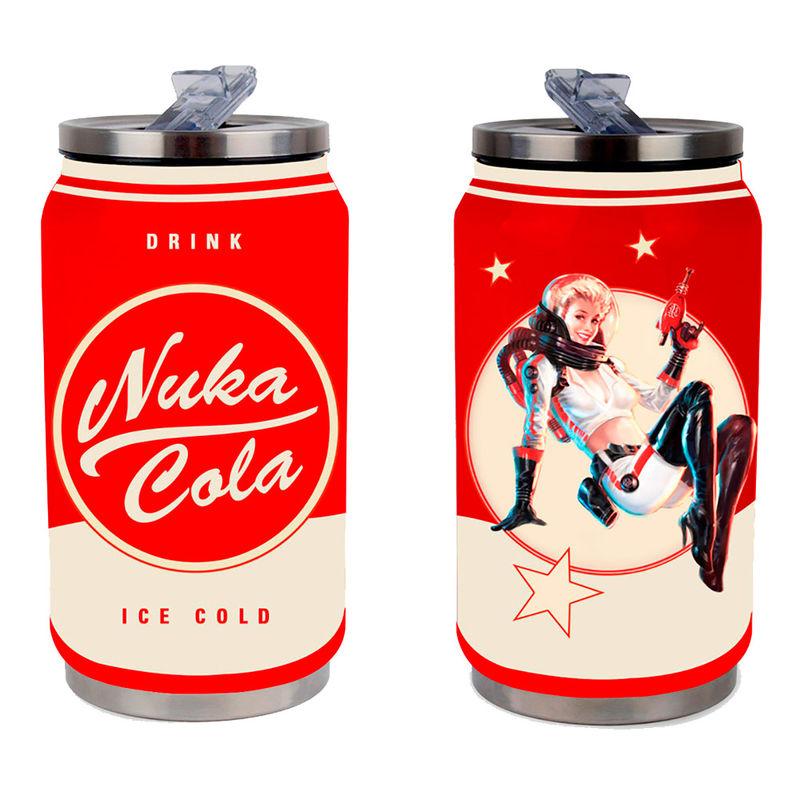 Fallout Nuka Cola metal can