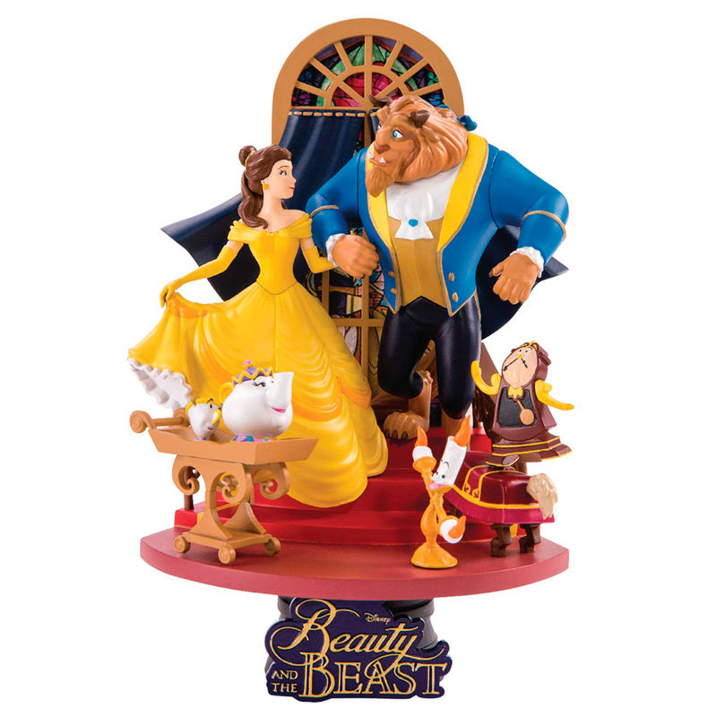 Disney Beauty and the Beast D-Stage figure