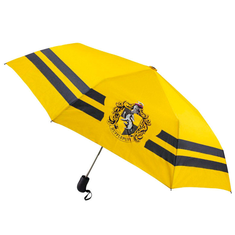 Harry Potter Hufflepuff folding umbrella