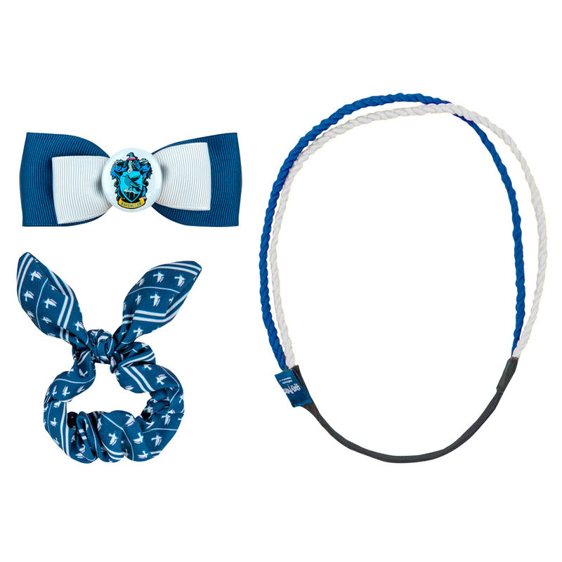 Harry Potter Ravenclaw hair accessories
