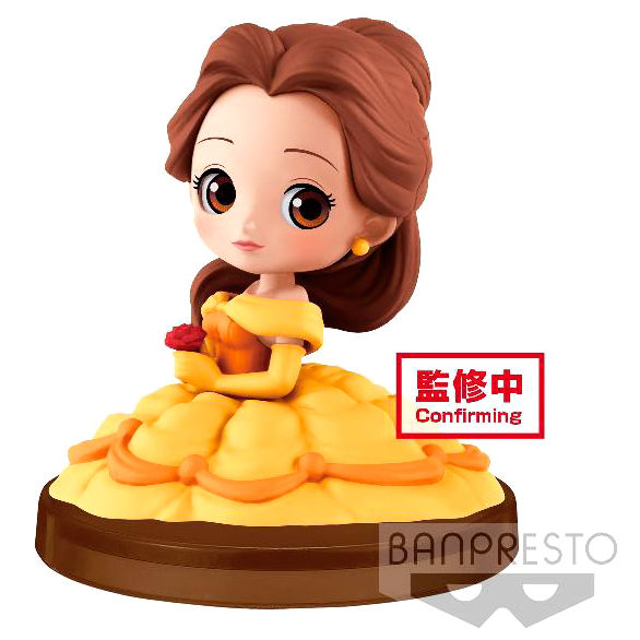 Disney Belle Q Posket figure 4cm
