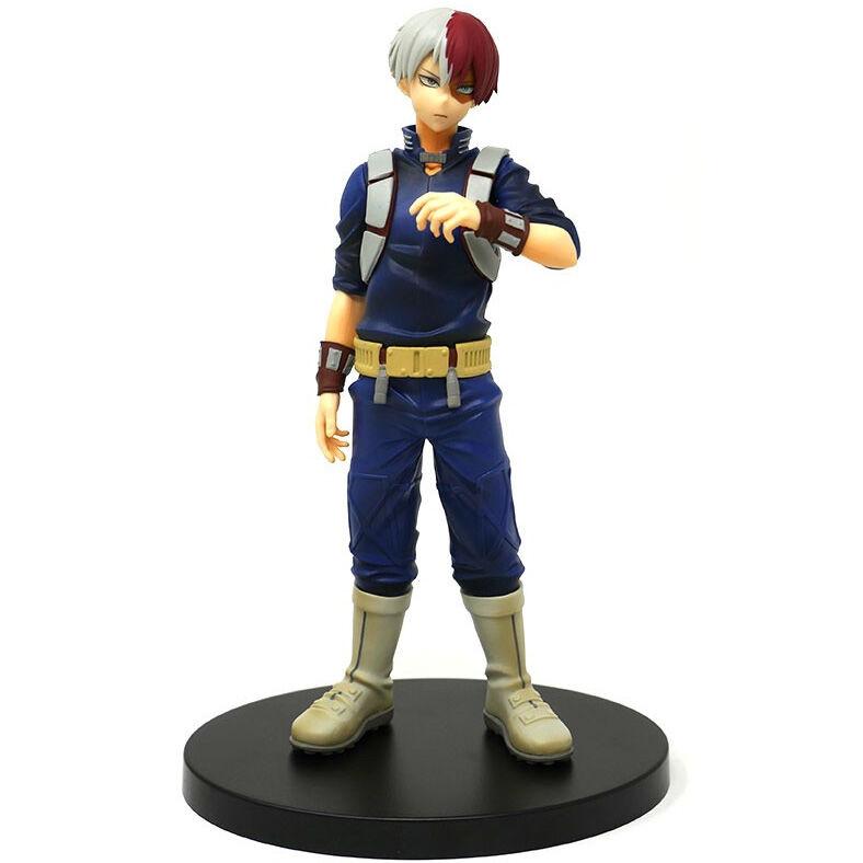 My Hero Academia Todoroki Age of Heroes figures