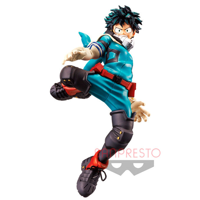My Hero Academia King Of Artist Izuku Midoriya figure 17cm