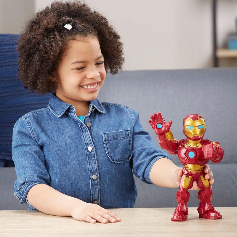 Marvel Avengers Iron Man Mega Mighties articulated figure