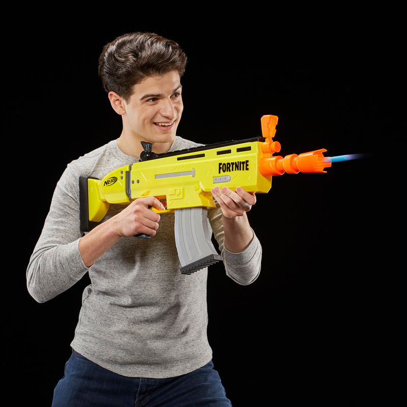 Nerf Fortnite Motorized Dart Blasting