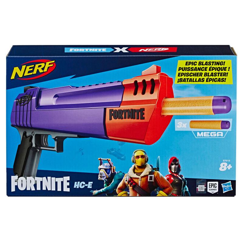 Nerf Fortnite HC-E Epic Blasting