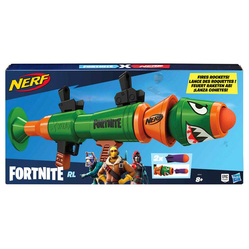 Nerf Fortnite Fires Rockets