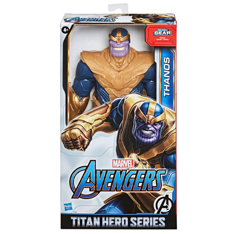 Marvel Avengers Thanos Titan figure